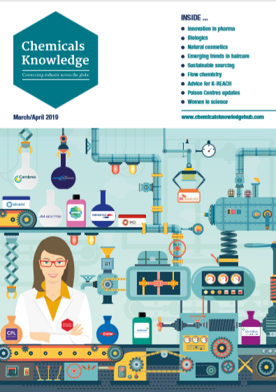 Download Chemicals Knowledge Hub Magazine